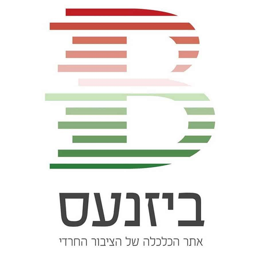 לוגו ביזנעס - אתר חרדי