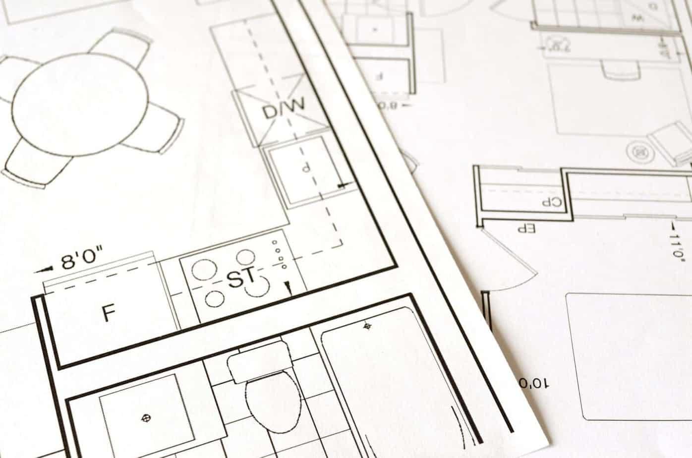 קריאת תוכניות אדריכליות לדירה